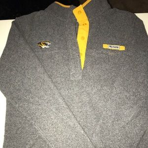 Columbia mizzou sweat shirt